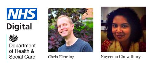 Chris Fleming and Nayeema Chowdhury